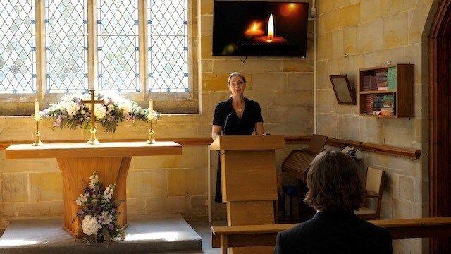 Jessica Hulbert - Funeral Celebrant - Solemnity - 2